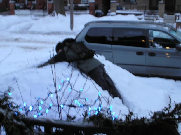 Snow Hugger