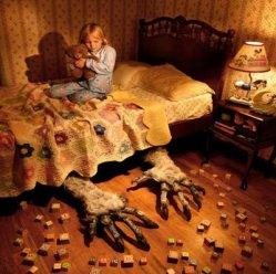 monster bed